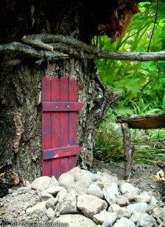 Fairy Doors: 9 Creative Fairy Doors Ideas You Can Do Yourself