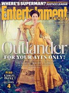 <em>Outlander</em>: Inside Jamie and Claire's 'rough' adventure, plus season 4 intel