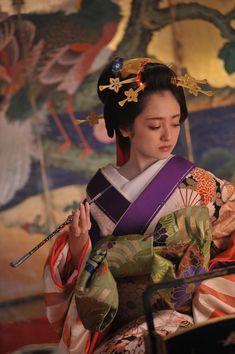 Yumi Adachi/安達祐実 oiran/花魁 映画『花宵道中』