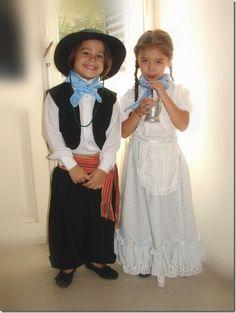 #Gauchitos #Argentina #traditional dress