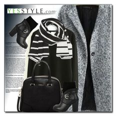 """YESSTYLE.com"" by monmondefou ❤ liked on Polyvore featuring Pretty Daze, Ranche, COII, Furla, women's clothing, women's fashion, women, female, woman and misses"