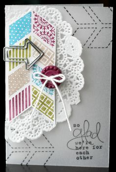 Klompen Stampers (Stampin' Up! Demonstrator Jackie Bolhuis): Oh, Hello--AGAIN