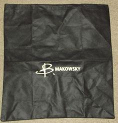 #BMakowsky Black Fiber #Bag Accessories #Shoes #Handbag Storage