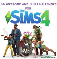 Bored with your typical Sims 4 game play? Why not mix up a bit with one of these fun challenges? 100 babies? Big Brother in the Sims? Post-apocalypse? It's up to you!