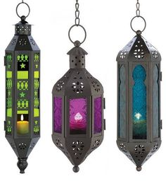 I'm such a sucker for hanging lanterns, bohemian or not.
