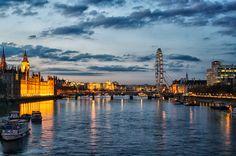 Thames View on GlobalGrasshopper.com #london #uk