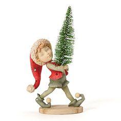 Enesco Heart of Christmas Gift Elf with Christmas Tree Figurine, 4.33-Inch Enesco http://smile.amazon.com/dp/B00IDYVCHU/ref=cm_sw_r_pi_dp_h1Fwwb11FXKCT