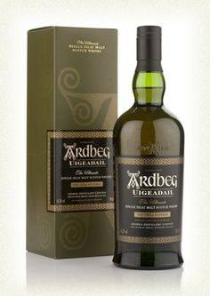 Ardbeg Uigeadail (54.2%) breath taking, literally! Oh so delicious!
