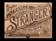 StrangerXmas - The Dieline -