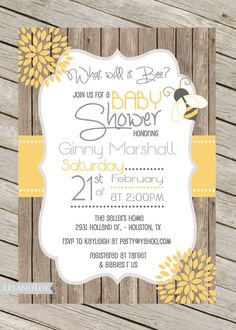 find this pin and more on shower rustic baby shower invitation