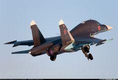 Sukhoi Su-34. The most Beautiful combat plane.