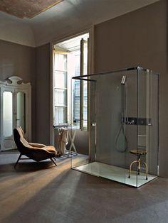 Bathroom Interior Design, Bathroom Designs, Modern Bathroom, Italian  Bathroom, Baden, Powder