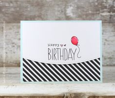 Such a Perfect card by Laurie Willison using brand New Simon Says Stamp Exclusives