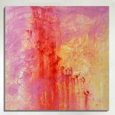 Original Abstract Painting – Blossom