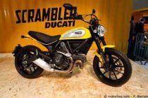 Nouveauté moto 2015 : Ducati Scrambler, à la cool (...) - Moto Magazine - leader de l'actualité de la moto et du motard