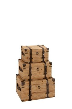 Storage #box #set #wood