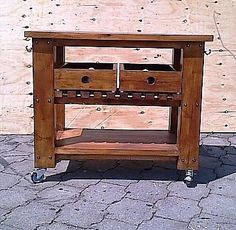 Braai Trolley Chunky Cottage series - Stained | Brakpan | Gumtree South Africa | 124386556