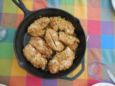 A Homespun Country Life ||| Sunday Dinner on the Grill - Crispy Grilled Chicken