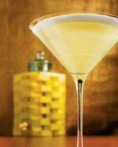 Stoli Doli Pineapple Beach Cocktail
