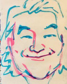 いいね!24件、コメント2件 ― @1mindrawのInstagramアカウント: 「#ikedatetsuhiro #池田鉄洋 #イケテツ #actor #俳優 #director #演出家 #表現さわやか #19701031 #birthday #1mindraw #一分描画…」