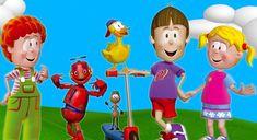 Biper y sus Amigos. Musica Cristiana Infantil