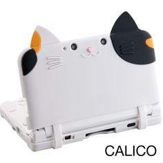 If I ever get a Nintendo 3DS XL, I'm totally getting this cover!! Neko-Nyan Nintendo 3DS XL Silicon Cover ($16.99)