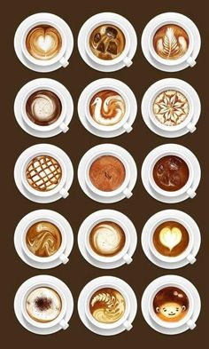 Love a hot mug of cappuccino! Did you know in Italy the don't drink cappuccino in the mornings? I Love Coffee, Coffee Break, My Coffee, Coffee Drinks, Coffee Cups, Morning Coffee, Espresso Coffee, Coffee Latte Art, Coffee Tables