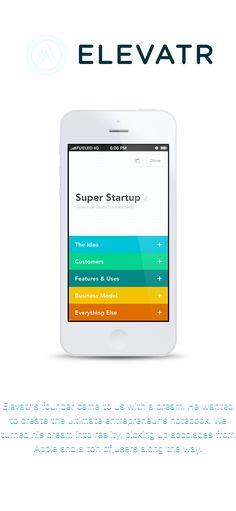 Elevatr on App Design Served Mobile Application Design, Mobile Ui Design, Well Designed Websites, Web Design, Social Media Apps, Content Marketing, Online Marketing, App Design Inspiration, User Interface Design