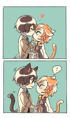 Soukoku | Cat