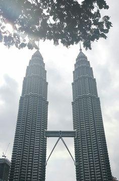 #TwinTower #KLCC #KL #Malaysia