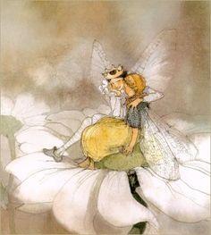 Thumbelina by Lisbeth Zwerger (Austrian)