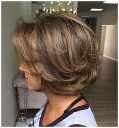 #Hair #FineHair Oh I like this! looks like its still touching the shoulders a little so David would approve! click for info.