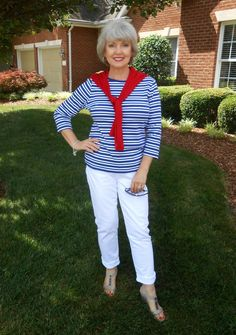 Susan Street is the editor of the blog Fifty, not Frumpy.
