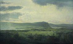 Rich Bowman _ Coastal, 30x48, oil on canvas