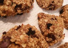 κύρια φωτογραφία συνταγής Εύκολα μπισκότα βρώμης 🍪 Krispie Treats, Rice Krispies, Muffin, Cookies, Breakfast, Desserts, Food, Crack Crackers, Morning Coffee