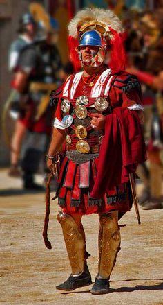 roman legionary centurion