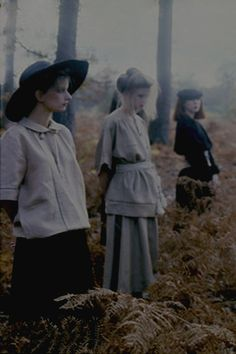 by Deborah Turberville, Vogue It 1978