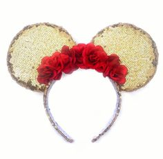 Going fast! Get your hands on Princess Belle Ears while you can!  http://shopextramagichours.com/products/belle-ears-beauty-and-the-beast-ears-sequin-ears-princess-ears-princess-bell-ears-minnie-mouse-ears-sequin-mouse-ears-disney-vacation?utm_campaign=crowdfire&utm_content=crowdfire&utm_medium=social&utm_source=pinterest