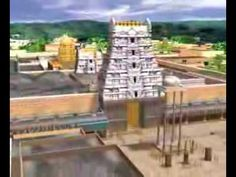Tirupati temple tour-  Famous temple of South India. Lord Srinivasa or Balaji is worshipped by millions each year from all over the world.