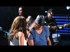 With Kid Rock - Picture - CMA Music Fest 09