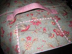 la princesita costurera: TUTORIAL VALISETTE PRIMERA PARTE¡¡¡