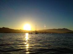 sun set via Eat Live Run