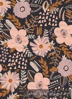 print & pattern: DESIGNER - sarah york
