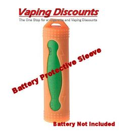 November 17, 2014: Protective18650 Battery Sleeve Stop Accidental Discharge With This Protective Battery Sleeve $1.16 Who hasn't had the worry of