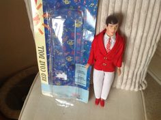 Vintage Doll (Butlins Redcoat)Retro blast from the Past.  | 10.49+3.49