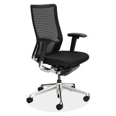 Choral® Chair - Office Chairs - Office - Room & Board 28w 28d 38-42h