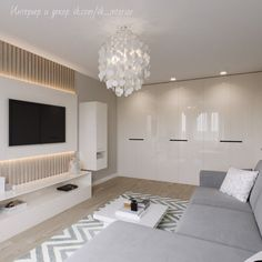 Modern Luxury Bedroom, Luxurious Bedrooms, Living Room Wall Designs, Living Room Decor, Dream Apartment, Apartment Design, Fashion Room, New Homes, House Design