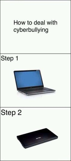 how to deal with cyberbullying