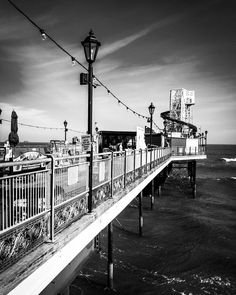 Paignton Pier Devon. Can you guess what I used to make the black and white version of this picture? This was the first HDR picture taken on my iPhone 7 Plus using the camera in Lightroom Mobile and the brand new HDR image capture. Processed on my iPhone too. And then turned into this black and white version but using what? #architecturalphotographer #buildingphotographer #commercialphotographer #constructionphotographer #constructionproductphotographer #industrialphotographer…