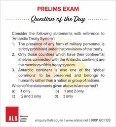 #ALS #ALSIAS #IAS #PrelimsExam #India #CivilServices #UPSC #PrelimsExamQuestion  Answer will be published at 5.30 pm
